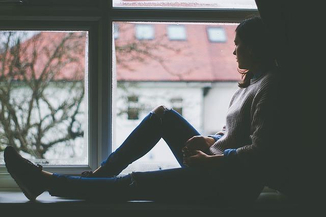 失恋による傷心
