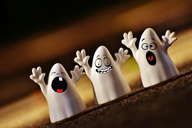 幽霊はいない