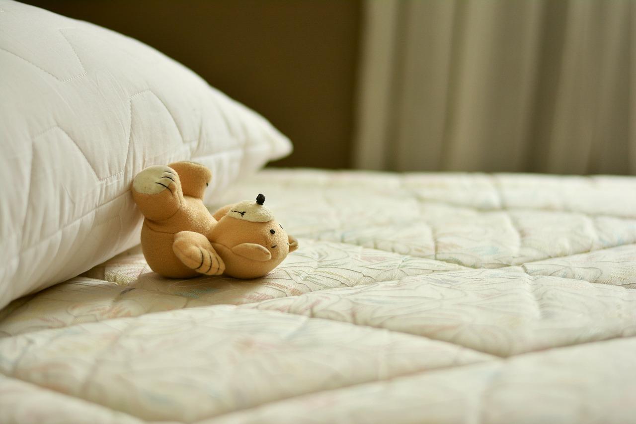 体に合ったベッド